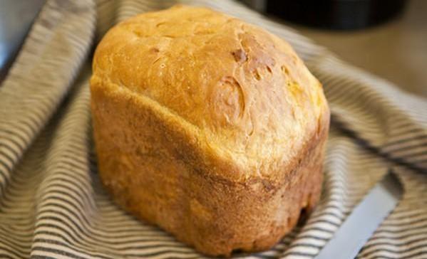 Recette brioche à la machine à pain